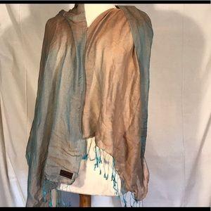 Nepalese water shawl